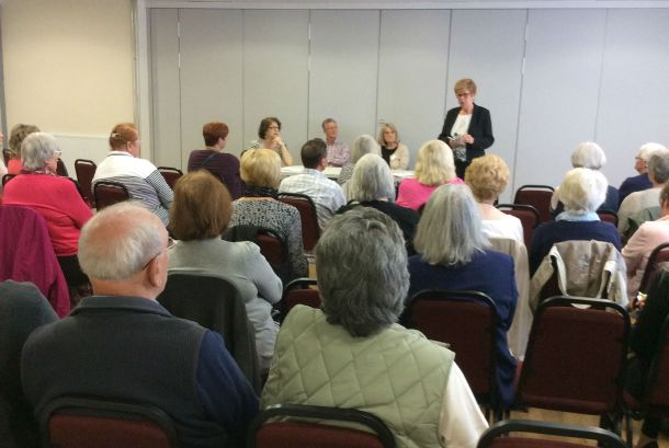 Seaham and District U3A first meeting