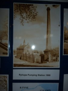 Ryhope Pumping Station in its heyday!